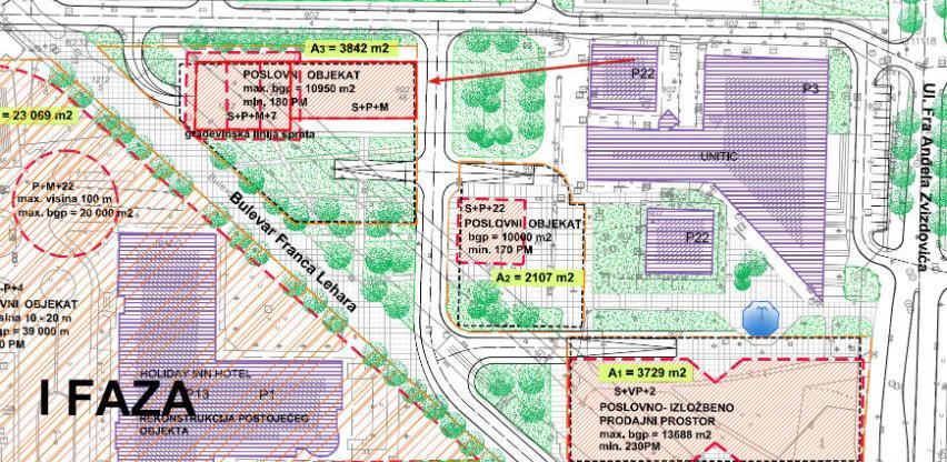 Kako je privatna firma došla u posjed 3000 m2 državnog zemljišta na Marindvoru