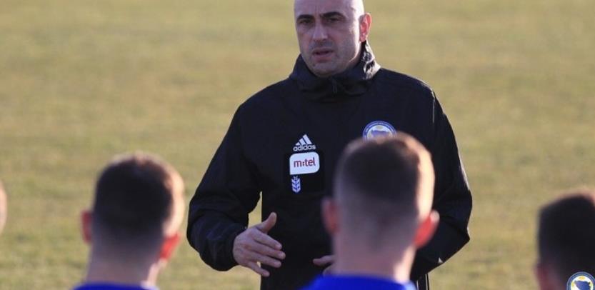 Nogometna reprezentacija BiH danas protiv Kostarike, bez selektora