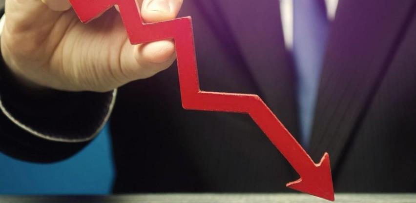 BiH ove godine očekuje pad BDP-a od tri posto