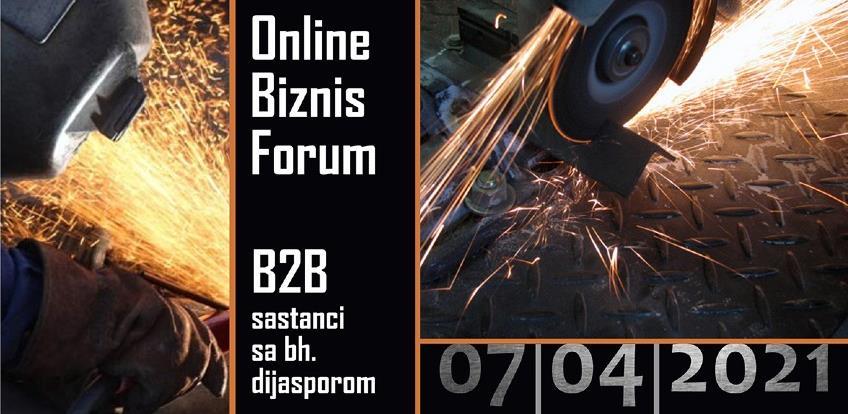 Na online biznis forumu najavljene nove investicije iz bh. dijaspore