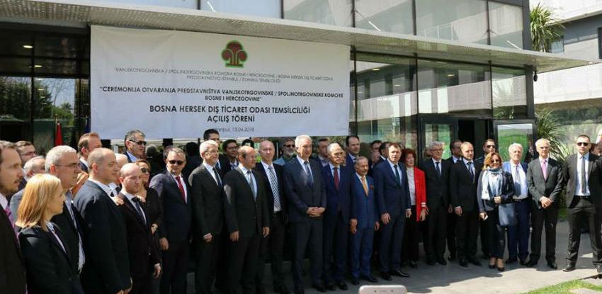 U Istanbulu svečano otvoreno predstavništvo VTK BiH