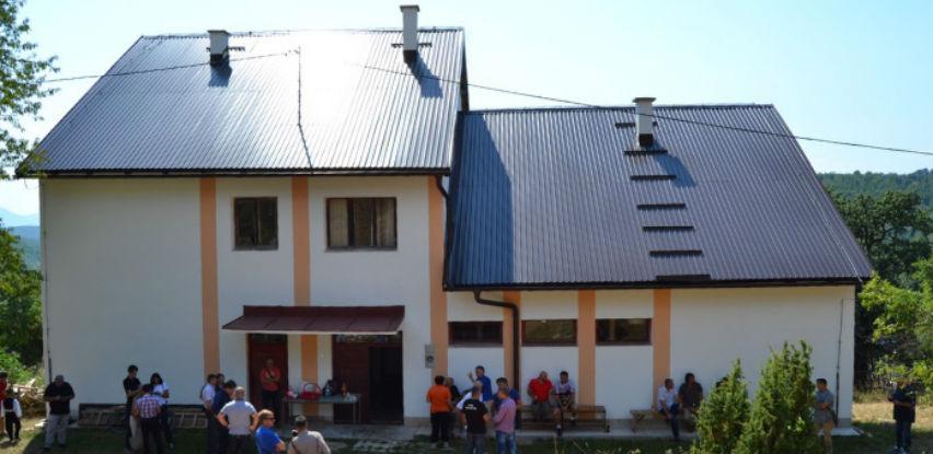 Otvoren rekonstruisani planinarski dom na Palama