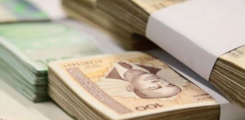 Naplata javnih prihoda RS-a veća od dvije milijarde KM