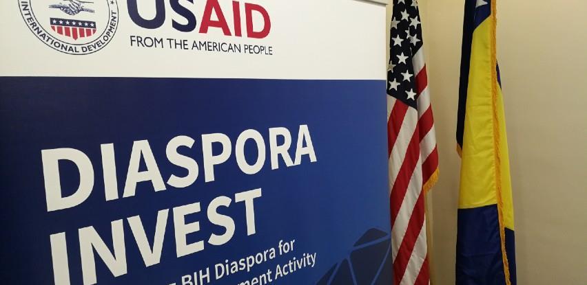 Uz podršku USAID-a zabilježeno preko 31 milion KM investicija bh. dijaspore