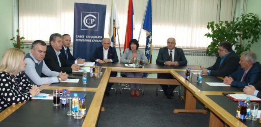 Republika Srpska : Sindikat traži povećanje najniže plate do 1.jula