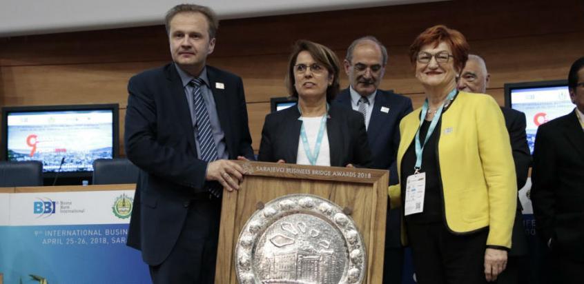 Na 9. SBF-u u Šest kategorija dodijeljene Sarajevo Business Bridge Awards