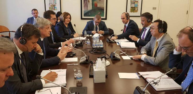 Delegacija BiH na proljetnom zasjedanju MMF-a i SB-a