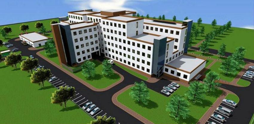 Bolnicu u Doboju gradiće konzorcijum iz Crne Gore i Njemačke