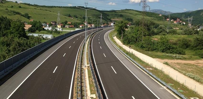 Dionica autoputa Tarčin - Ivan od 4,9 kilometara koštat će 115 miliona KM