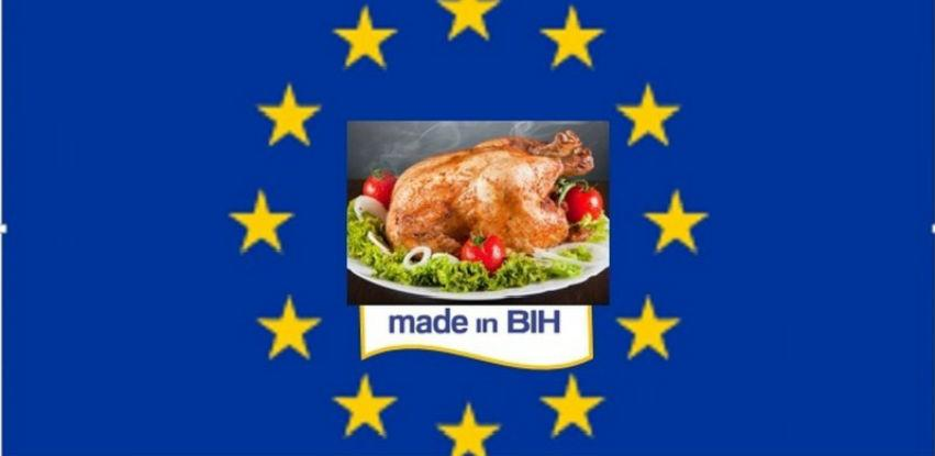 Tabela praćenja procesa dobijanja odobrenja za izvoz mesa peradi iz BiH u EU