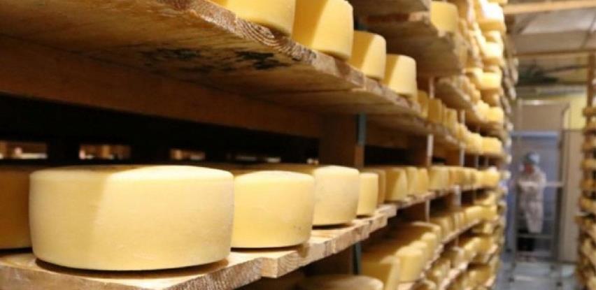Malim proizvođačima Livanjskog sira omogućen lakši plasman na tržište