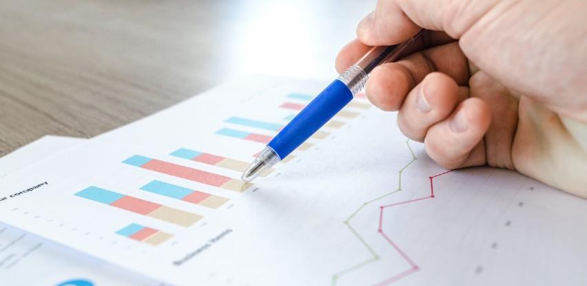CBBiH: Rast realne ekonomske aktivnosti u drugom kvartalu 14,7 posto
