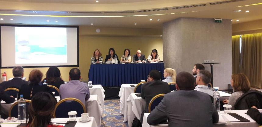Eurofast seminar u Atini - 'Spotlight on Romania & Balkan Region'