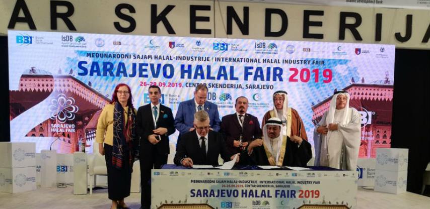 Ozvaničena saradnja privrednika Bahreina i Kantona Sarajevo
