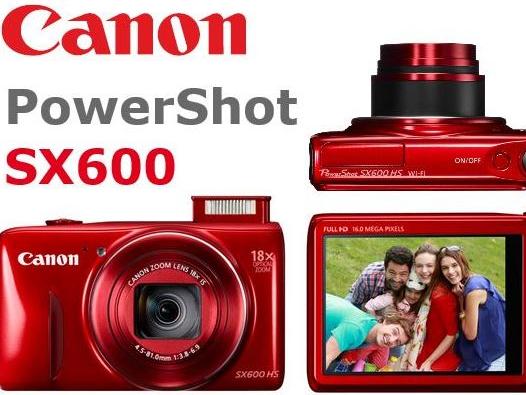 Canon PowerShot SX600 HS: Snimite svaki detalj bitnih trenutaka