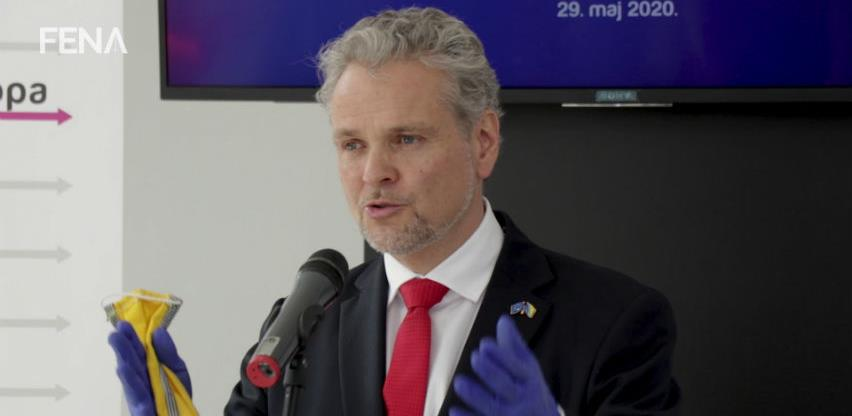 Sattler: Novac MMF-a čeka da bude raspodijeljen (VIDEO)