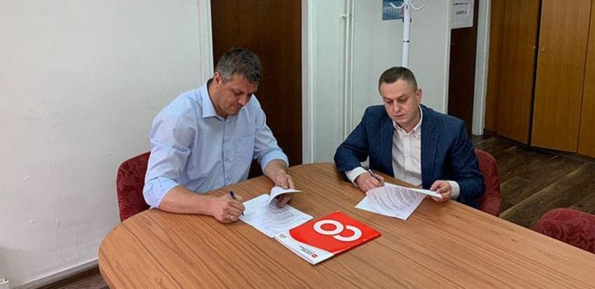 JKP Visoko i Central osiguranje potpisali ugovor o sufinansiranju radova na adaptaciji krovova
