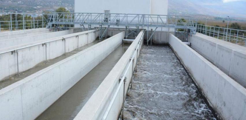 Federalni inspektori započeli nadzor na postrojenju otpadnih voda u Mostaru