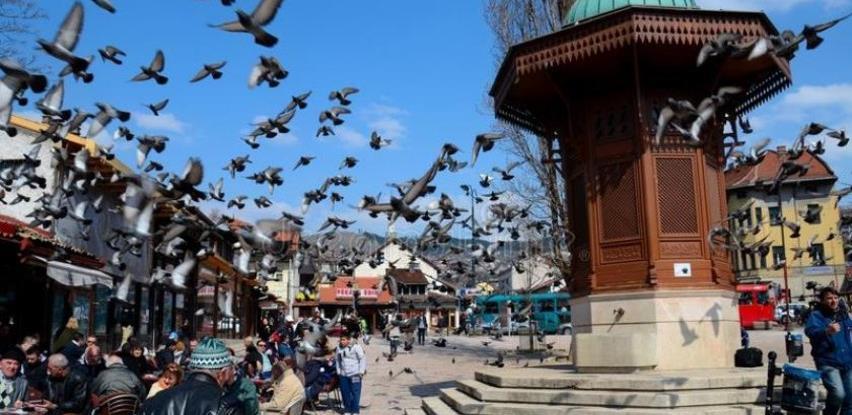 U novembru u FBiH 17.915 turista, najviše noćenja turista iz UAE i Hrvatske