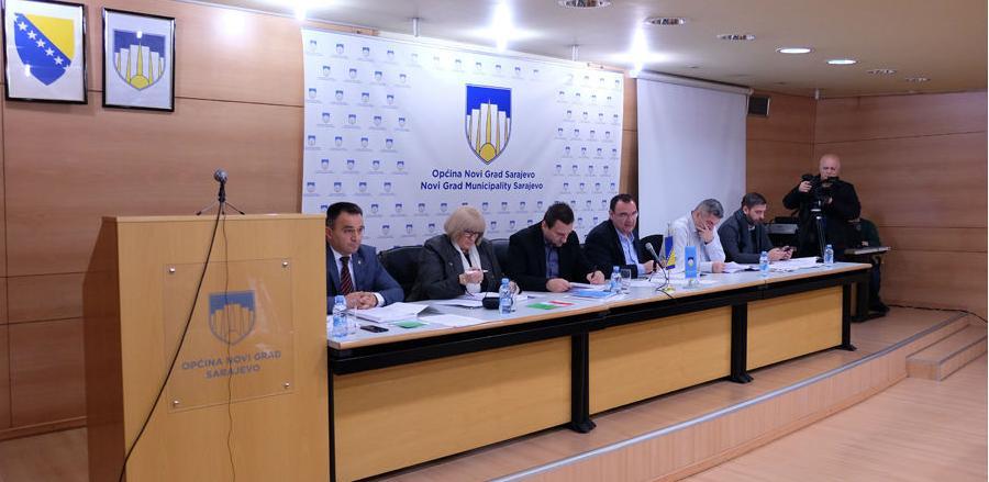 Budžet Općine Novi Grad Sarajevo za 2019. godinu 41,8 milion KM
