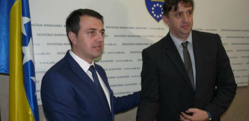 """Potpisan predugovor o zajmu i ugovor o otplati kredita za Projekt """"Plava voda"""""""