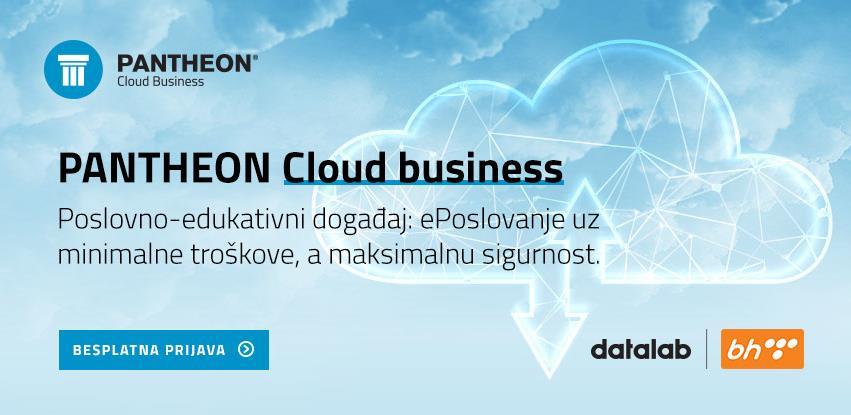PANTHEON Cloud business: BH Telecom i Datalab vas pozivaju na besplatan poslovno-edukativni događaj