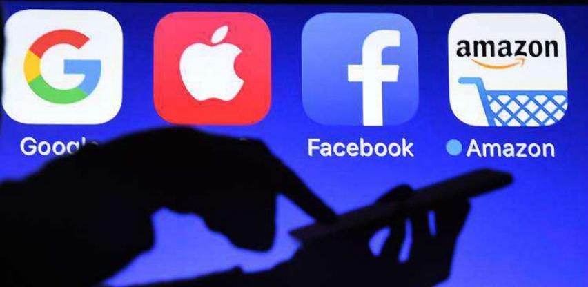 Francuska uvela porez digitalnim divovima