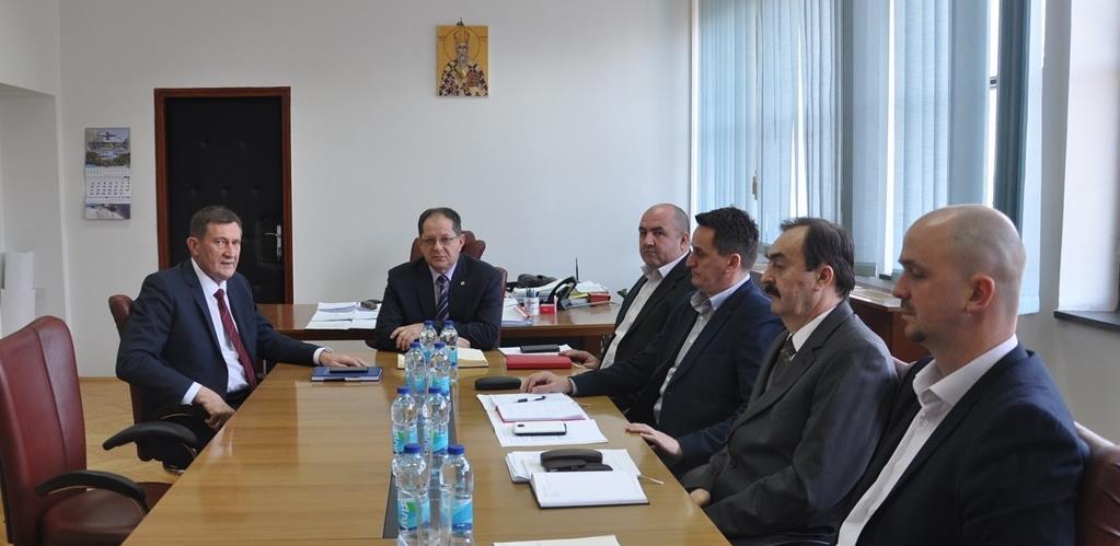 Unapređenje željezničkog saobraćaja u BiH zajednički je interes