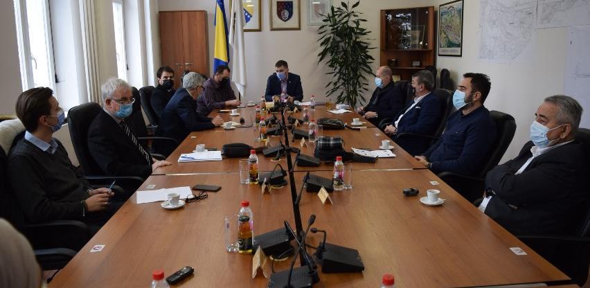 Delić održao sastanak sa načelnicima općina u Kantonu, najavljena veća izdvajanja za privredu