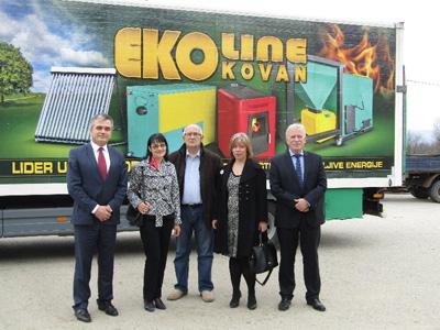 Ambasadorica Francuske posjetila gračaničke kompanije