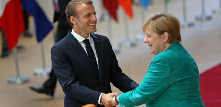 Macron: Nema napretka Evrope bez Njemačke i Francuske
