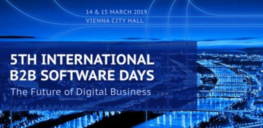 5. International B2B Software Days - The Future of Digital Business