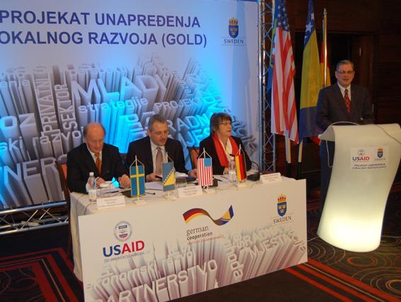 Saradnja USAID-a, SIDA-e i 11 općina s ciljem povećanja zaposlenosti