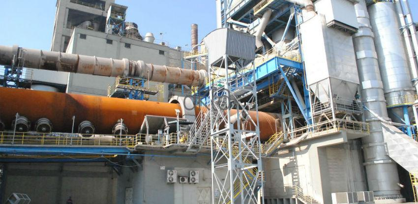 Lukavac cement krenuo sa radom rotacione peći