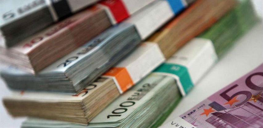Spoljni dug Hrvatske smanjen na 38,8 milijardi eura