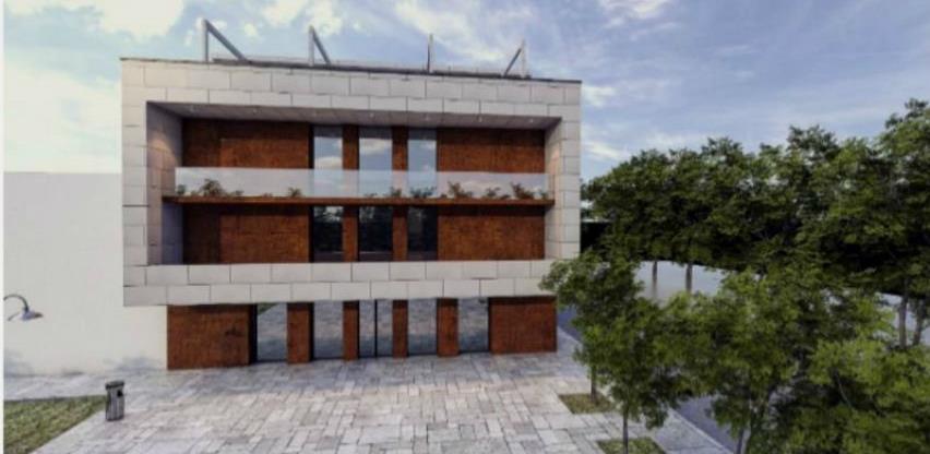 Kulturno-informativni centar u Čitluku dobija novu zgradu