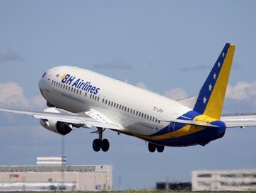 BH Airlines leti za tri italijanska grada