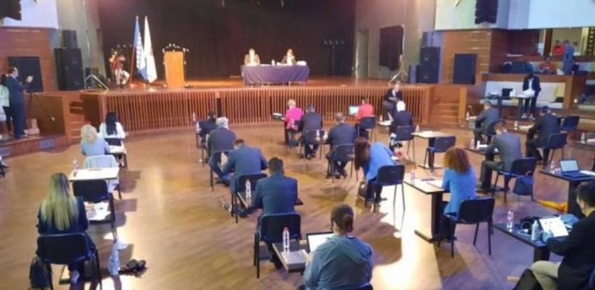 Skupština KS: Nisu podržani finansijski izvještaji nekoliko zavoda, Doma zdravlja, Apoteka Sarajevo