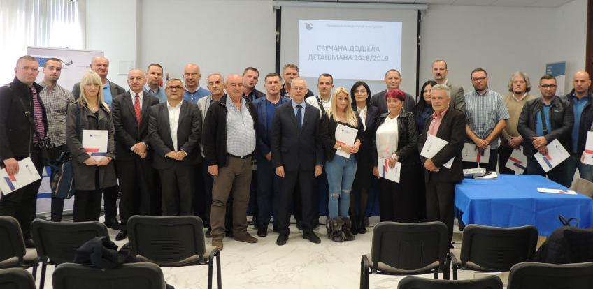 PKRS dodijelila 666 detašmana za izvođenje radova u Njemačkoj