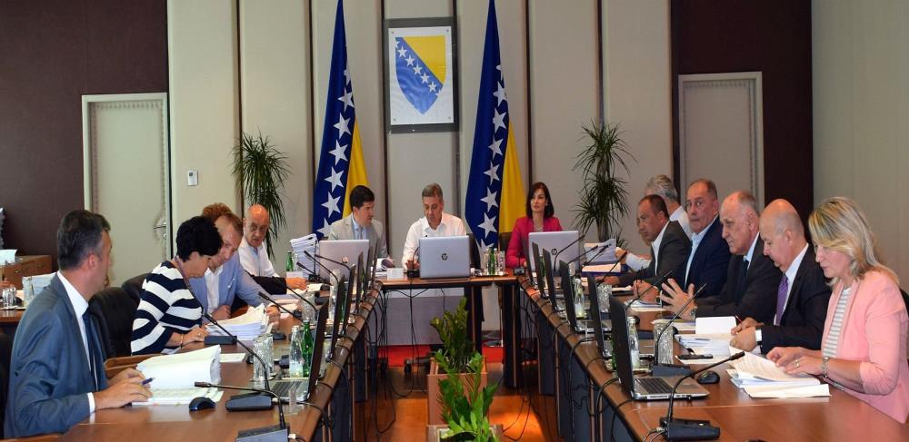 Vijeće ministara BiH usvojilo Program javnih investicija za period 2020.-2022.