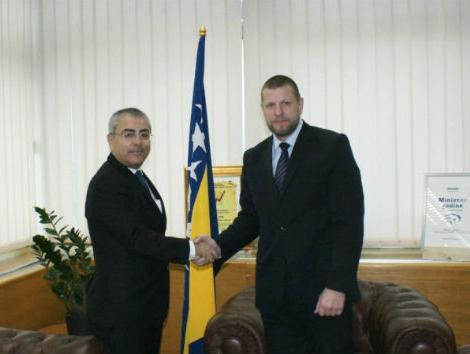 Turska ponudila pomoć BiH u oblasti civilne avijacije