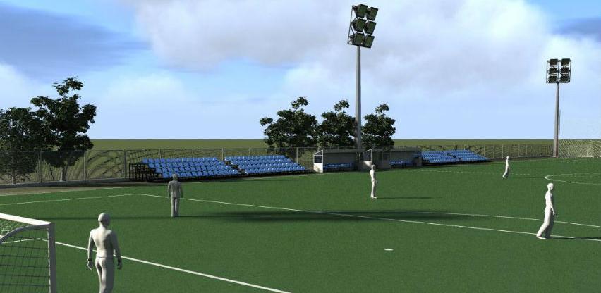 U Tomislavgradu će do kraja godine niknuti novi teren s umjetnom travom