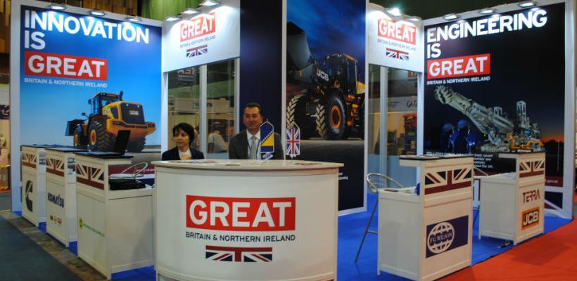 Britanske kompanije kroz opremu žele investirati u rudarski sektor BiH