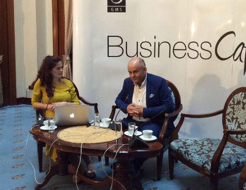 Business Cafe otvoren sa pričom jednog odnajuspješnijih poduzetnika u BiH