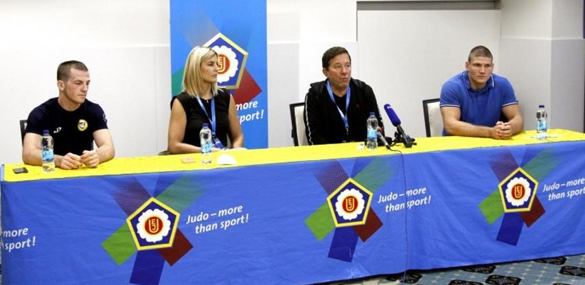 Više od 320 takmičara na Europa Judo Openu Sarajevo