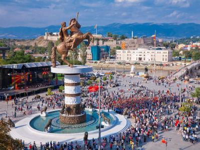 Spoljni dug Makedonije šest milijardi eura