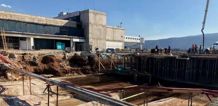 Projekt od 30 mil. KM: Terminal B aerodroma Sarajevo dobija svoj oblik