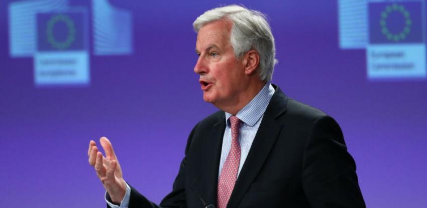 """Barnier: Nacrt sporazuma o Brexitu je """"pošten i izbalansiran"""""""