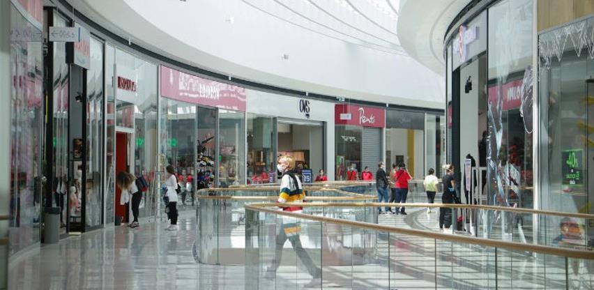 Od danas dozvoljen rad trgovačkim centrima u RS