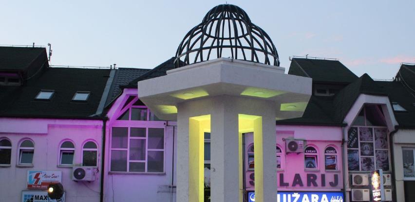 Svečano otvorena Sebilj česma i moderna fontana u Živinicama (FOTO)